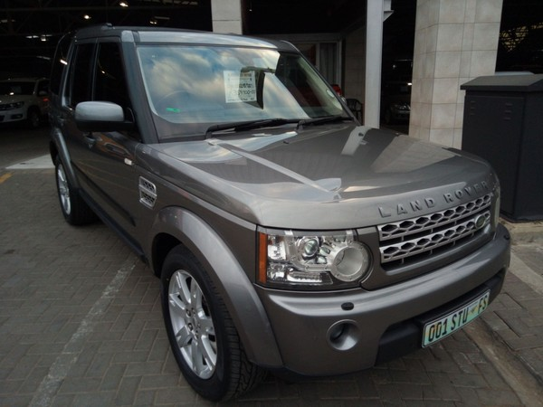 2011 Land Rover Discovery 4 3.0 Tdv6 Se MANAGERS SPECIAL Free State Bloemfontein_0