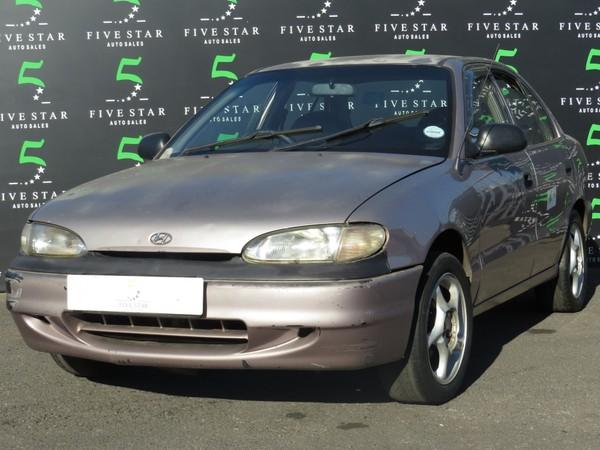 1995 Hyundai Accent 1.5 Csi  Gauteng Johannesburg_0