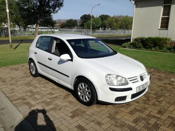 2007 Volkswagen Golf 1.6 Comfortline  Western Cape Wynberg_0