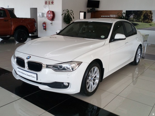 2012 BMW 3 Series 320d At f30  Gauteng Boksburg_0