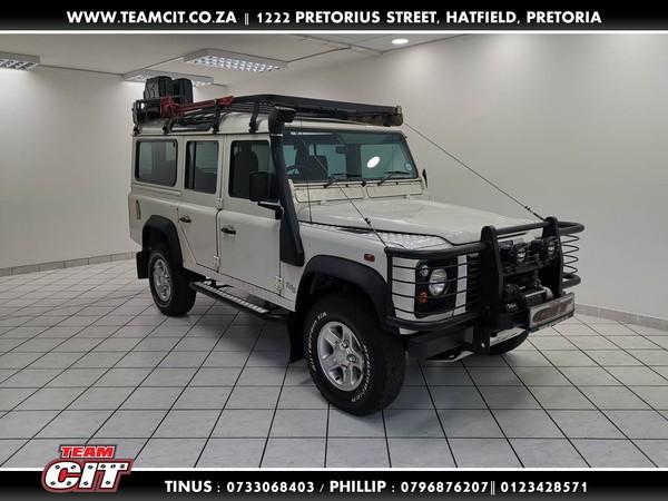 2003 Land Rover Defender 110 2.5 Td5 Csw  Gauteng Pretoria_0