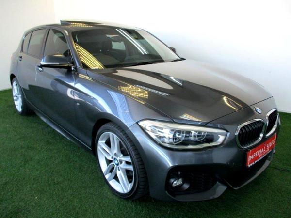2016 BMW 1 Series 120i M Sport 5-Door Auto Gauteng Randburg_0