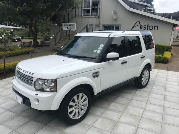 2012 Land Rover Discovery 4 3.0 Tdv6 Hse  Kwazulu Natal Hillcrest_0