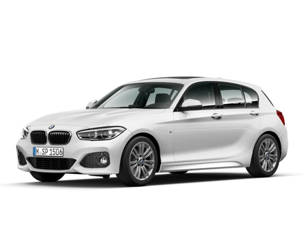 2015 BMW 1 Series 120i M Sport 5-Door Auto Western Cape Claremont_0