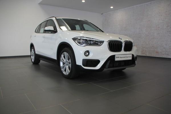 2019 BMW X1 sDRIVE18i Auto Free State Bloemfontein_0