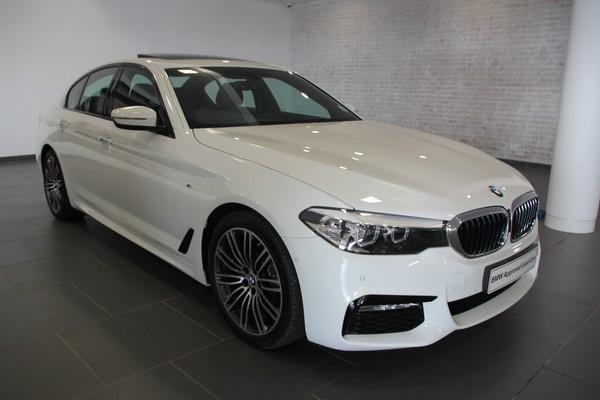 2019 BMW 5 Series 520d M Sport Free State Bloemfontein_0