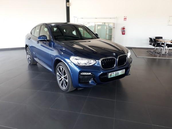 2018 BMW X4 xDRIVE20d M Sport Northern Cape Kimberley_0