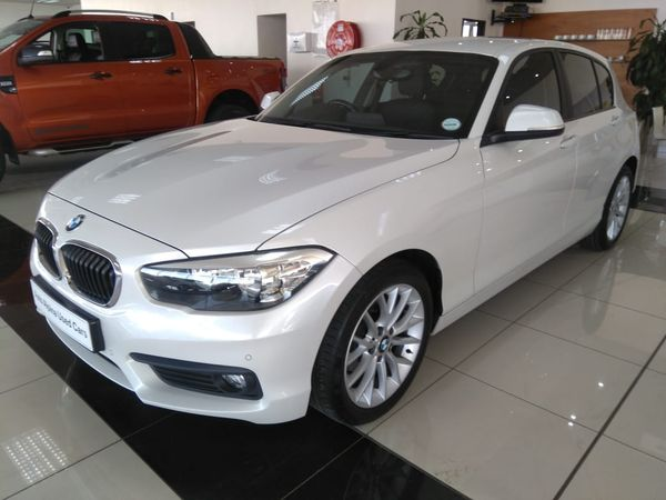 2016 BMW 1 Series 118i 5DR Auto f20 Gauteng Boksburg_0