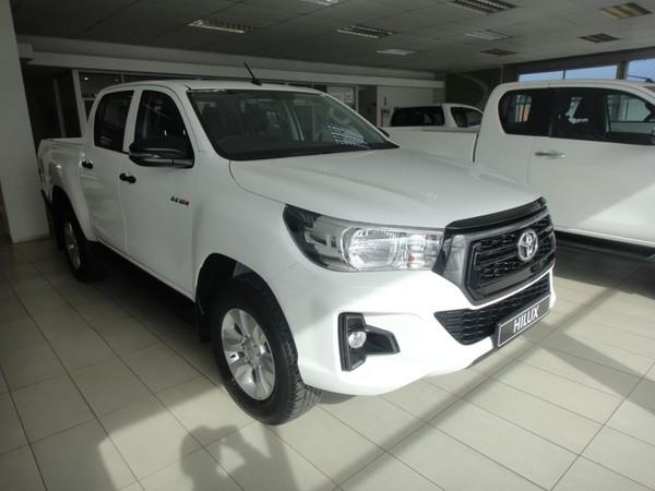 2019 Toyota Hilux 2.4 GD-6 RB SRX Double Cab Bakkie Western Cape Ceres_0