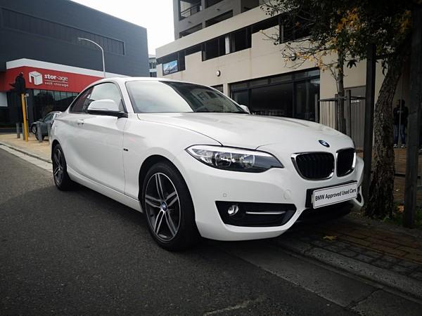 2015 BMW 2 Series 220i Sport Line Auto Western Cape Claremont_0