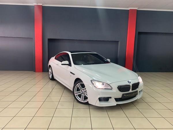 2014 BMW 6 Series 640D Coupe M Sport Auto Gauteng Benoni_0