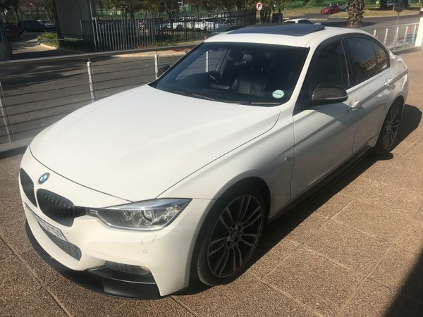 2014 BMW 3 Series 335i M Performance ED Auto Gauteng Germiston_0