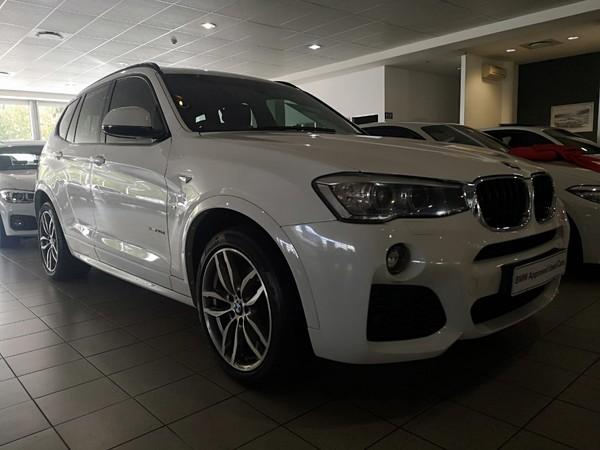 2015 BMW X3 xDRIVE20d M Sport Auto Western Cape Claremont_0