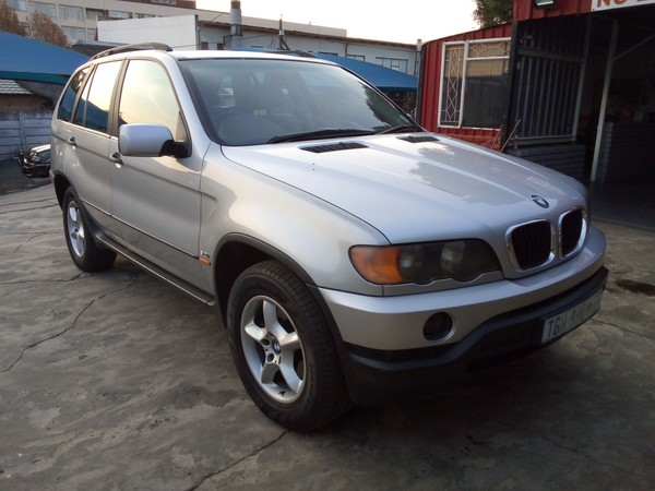 2002 BMW X5 3.0 Activity At  Gauteng Alberton_0