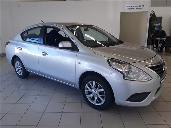 2016 Nissan Almera 1.5 Acenta Auto Western Cape Table View_0