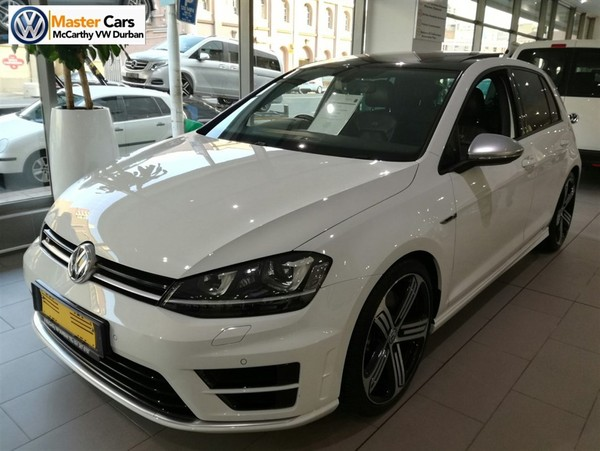 2015 Volkswagen Golf GOLF VII 2.0 TSI R DSG Kwazulu Natal Durban_0