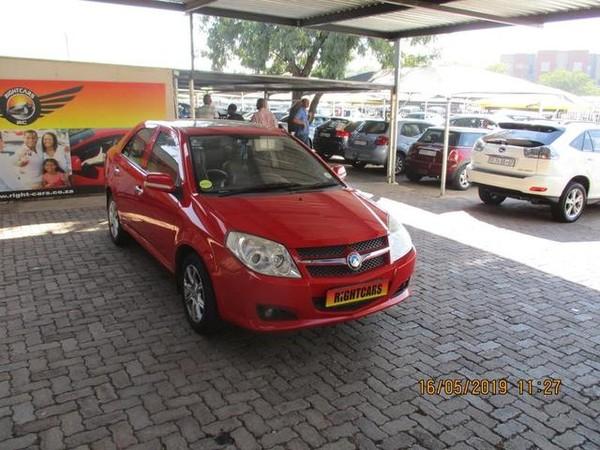 2011 Geely MK 1.6 Gt  Gauteng North Riding_0