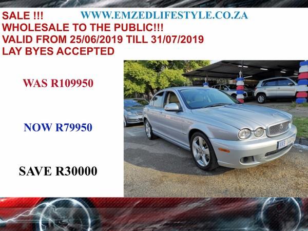 2008 Jaguar X-Type 2.2d Se At  Gauteng Benoni_0