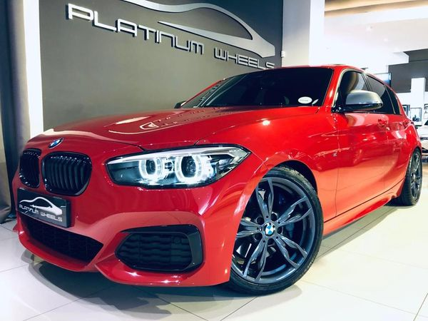 2018 BMW 1 Series M140i Edition M Sport Shadow 5-Door Auto F20 Gauteng Four Ways_0