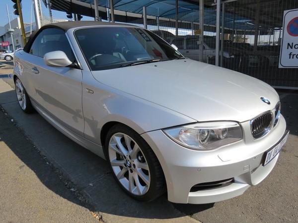 2012 BMW 1 Series 135i Convertible At  Gauteng Johannesburg_0