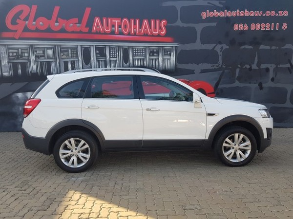 2014 Chevrolet Captiva 2.4 Lt  Gauteng Four Ways_0