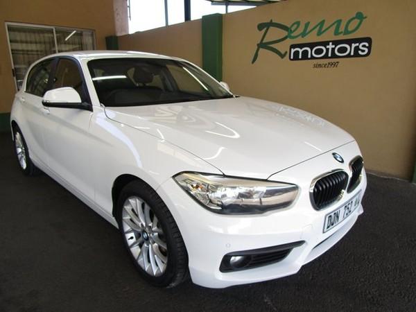 2015 BMW 1 Series 118i 5DR Auto f20 Gauteng Pretoria_0
