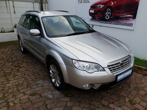 2007 Subaru Outback 3.0r Awd At  Western Cape Cape Town_0