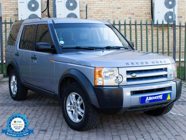2008 Land Rover Discovery 3 Td V6 S At  Gauteng Roodepoort_0
