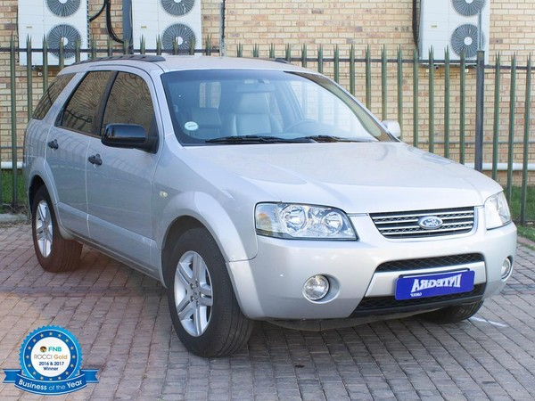 2007 Ford Territory 4.0i Ghia Awd At  Gauteng Roodepoort_0