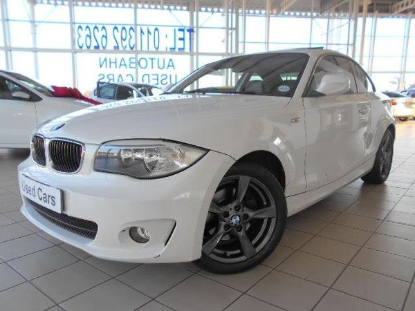2013 BMW 1 Series 120d Coupe At  Gauteng Isando_0