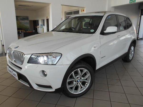 2013 BMW X3 Xdrive 3.0d At  Gauteng Isando_0
