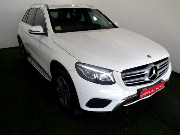 2018 Mercedes-Benz GLC 300 Off Road Gauteng Roodepoort_0