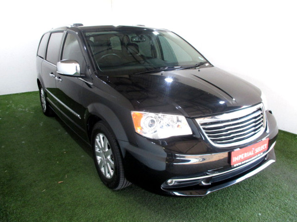 2015 Chrysler Grand Voyager 2.8 Limited At  Gauteng Roodepoort_0