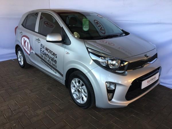 2018 Kia Picanto 1.2 Style Auto Gauteng Edenvale_0