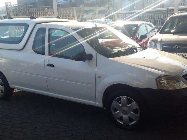 2010 Nissan NP200 1.6  Ac Safety Pack Pu Sc  Gauteng Johannesburg_0