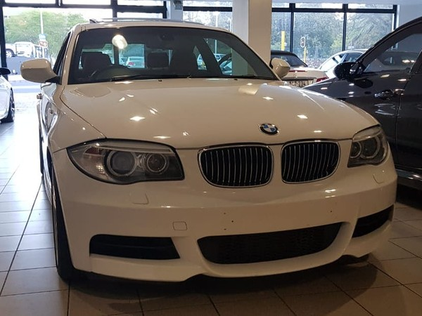 2012 BMW 1 Series 135i Coupe Sport DCT Call Kent079 899 2793 Western Cape Claremont_0