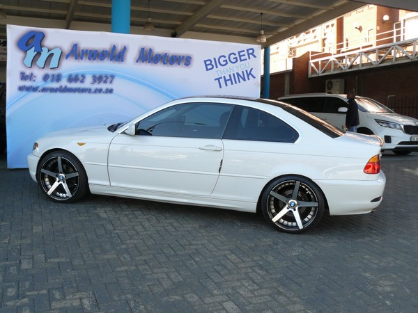 2004 BMW 3 Series 325ci Coupe e46fl  North West Province Klerksdorp_0