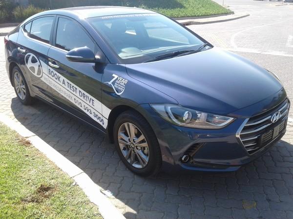 2019 Hyundai Elantra 1.6 Executive Auto Gauteng Roodepoort_0