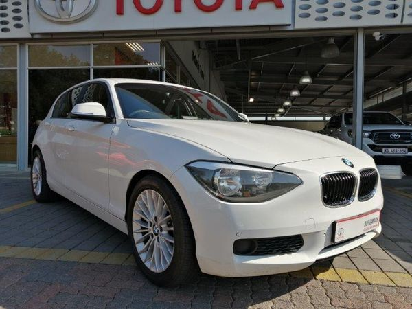 2014 BMW 1 Series 116i 5dr At f20  Gauteng Edenvale_0