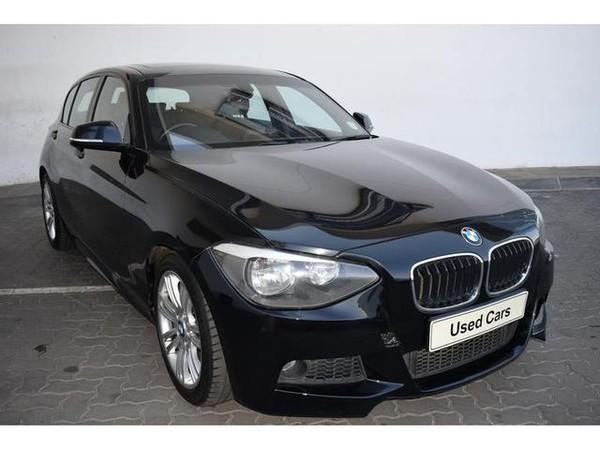 2013 BMW 1 Series 118i M Sport Line 5dr At f20  Gauteng Pretoria_0