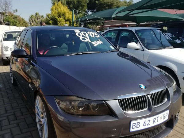 2010 BMW 3 Series 320i e90  Gauteng Boksburg_0