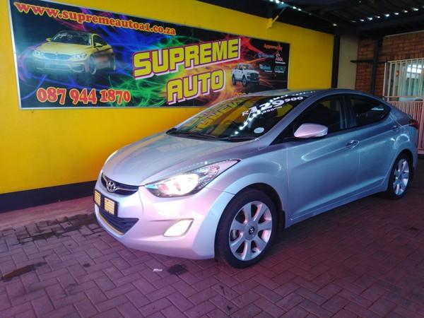 2014 Hyundai Elantra 1.8 Gls  Gauteng Pretoria_0