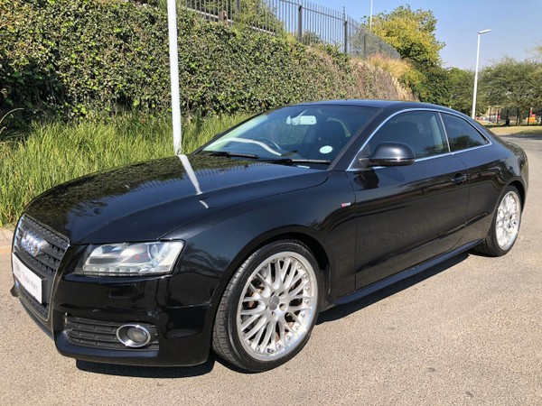 2008 Audi A5 3.2 Fsi Quattro Tip  Gauteng Four Ways_0
