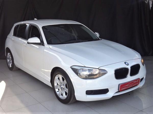 2012 BMW 1 Series 116i 5dr f20  Gauteng Johannesburg_0