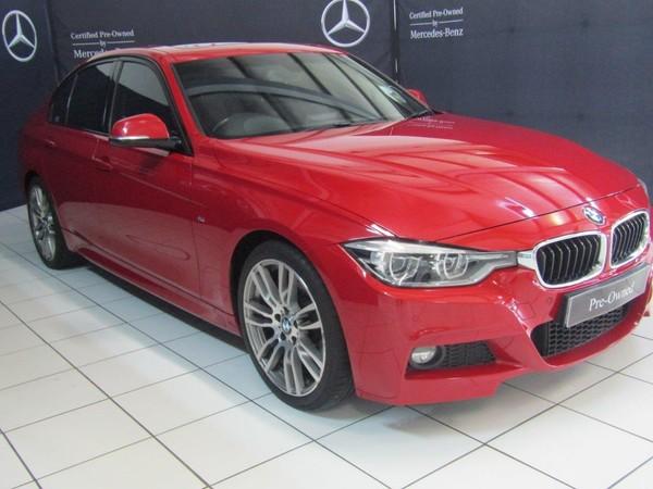 2016 BMW 3 Series 320i M Sport Auto Limpopo Polokwane_0