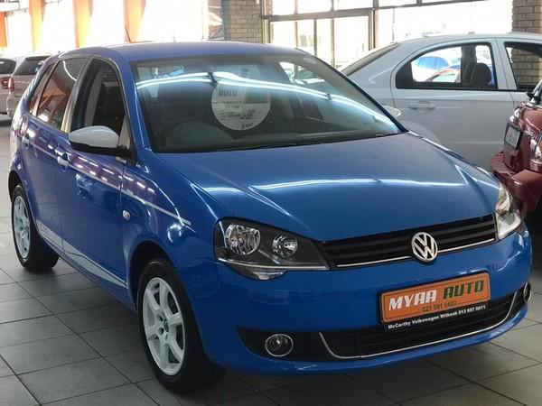 2017 Volkswagen Polo Vivo CITIVIVO 1.4 5-Door Western Cape Cape Town_0