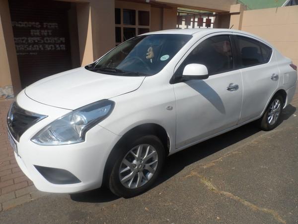 2017 Nissan Almera 1.5 Acenta Gauteng Rosettenville_0