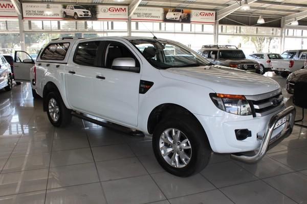 2013 Ford Ranger 2.2tdci Xls Pu Dc  Gauteng Alberton_0
