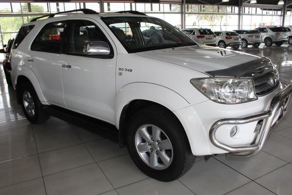 2010 Toyota Fortuner 3.0d-4d Rb At  Gauteng Alberton_0