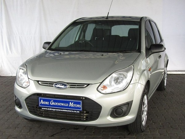2015 Ford Figo 1.4 Ambiente  Western Cape Goodwood_0